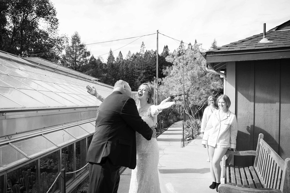 Berkeley Botanical Garden Wedding Ceremony in the Redwood Grove Ceremony and SF Bay Wedding Cruise Reception-14.jpg