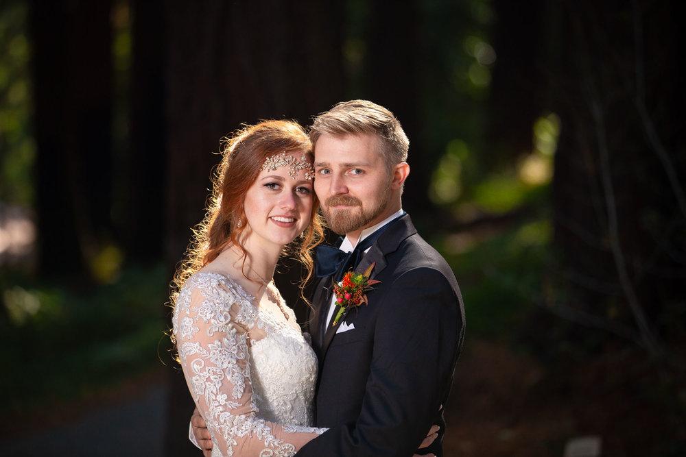 Berkeley Botanical Garden Wedding Ceremony in the Redwood Grove Ceremony and SF Bay Wedding Cruise Reception-45.jpg
