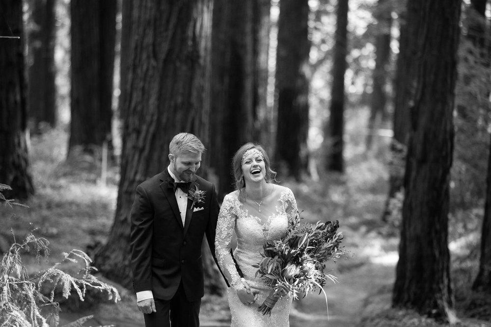 Berkeley Botanical Garden Wedding Ceremony in the Redwood Grove Ceremony and SF Bay Wedding Cruise Reception-54.jpg