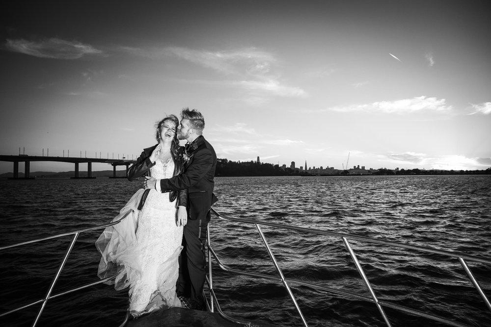 Berkeley Botanical Garden Wedding Ceremony in the Redwood Grove Ceremony and SF Bay Wedding Cruise Reception-85.jpg