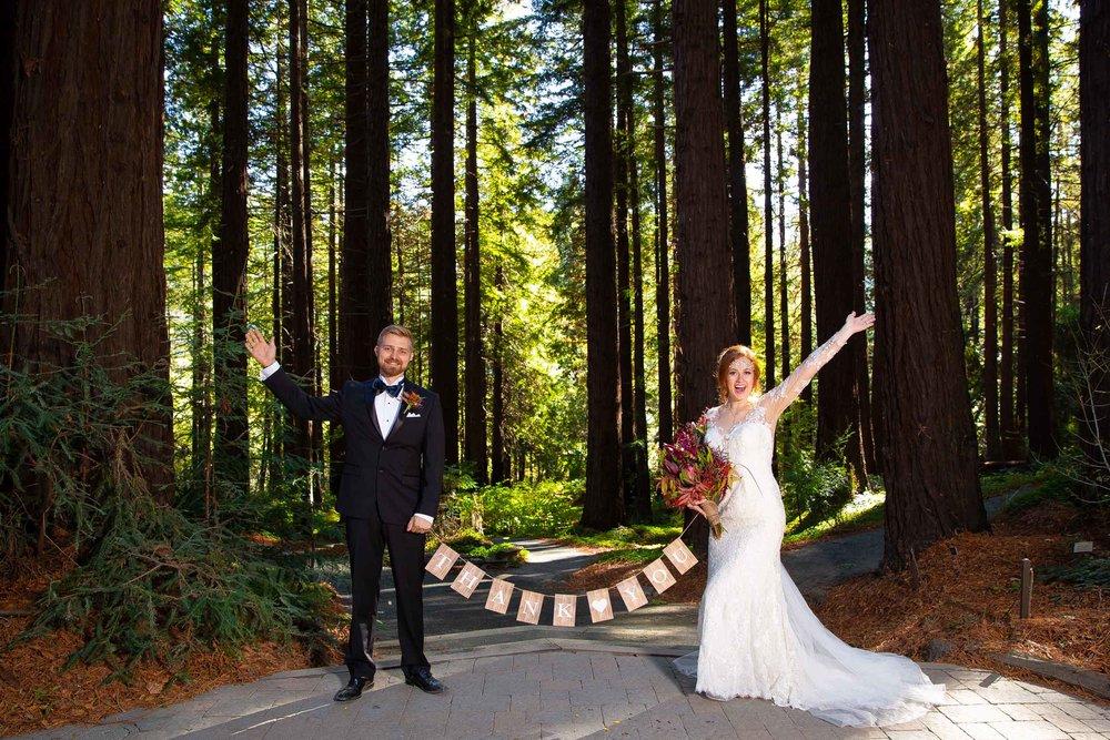 Berkeley Botanical Garden Wedding Ceremony in the Redwood Grove Ceremony and SF Bay Wedding Cruise Reception-97.jpg