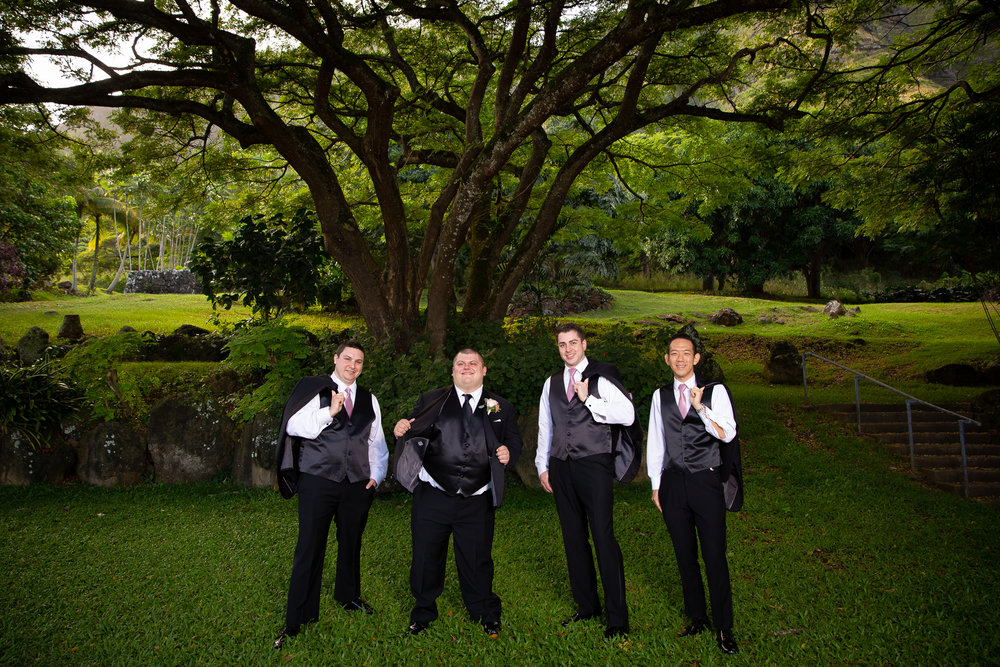 Kualoa Ranch Wedding in Hawaii -20.jpg