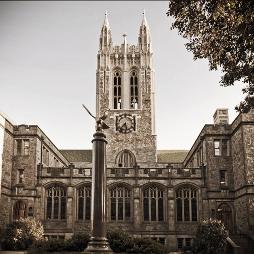Boston College - Director: #Pastor Paul Choi