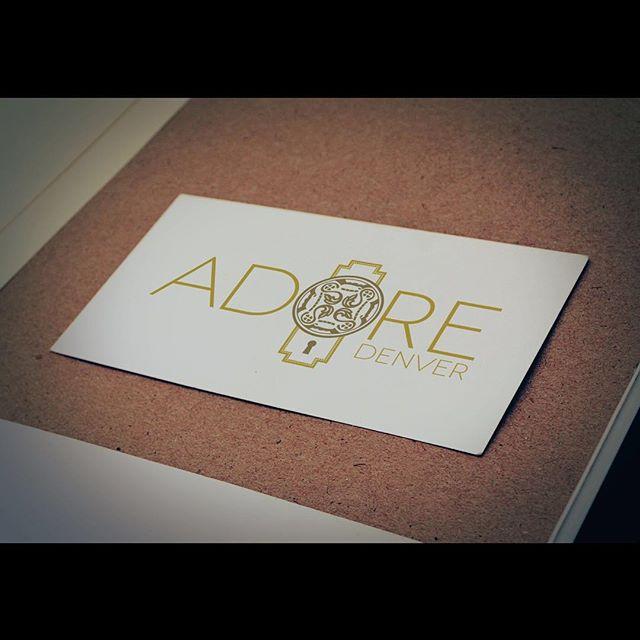 New logo I did for @adoredenver. Great idea and style choice! #logodesign #branding #designer #illustrator #adoredenver #denverrealestate #realwstatelogo #logos #brand #doors #doorhandle #adore