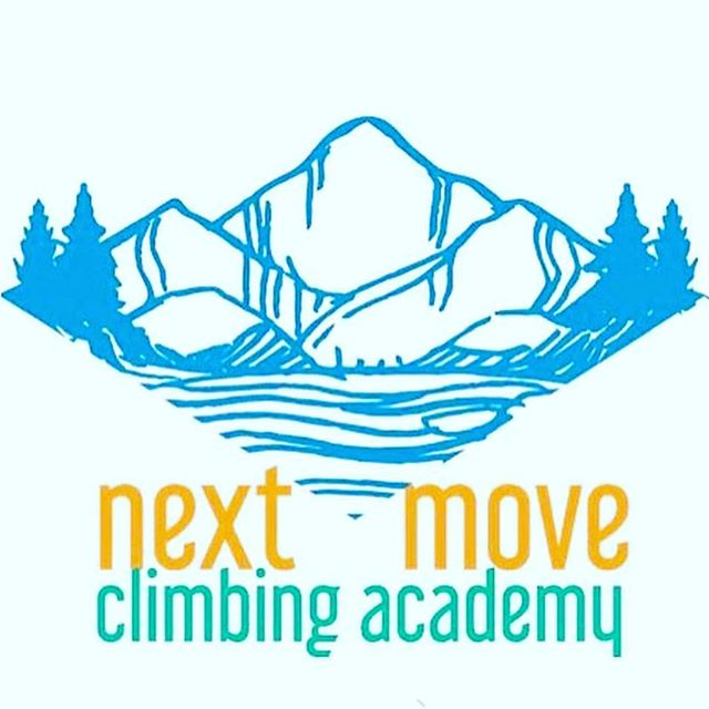 Logo design For @nextmoveclimbing . I really miss coaching, and unfortunately don't have the time to do it anymore (unless I want to sacrifice my Climbing). It's great that Next Move is helping youth take their Climbing to the next level. I think I the greatest gift you can give is to teach younger generations something, be it Climbing, art, or whatever your specialization is in. #climbing #youthclimbing #coaching #logodesign #outdoorindustry #outdoordesign #climbingdesign #art #frontrange #fortcollins #illustration