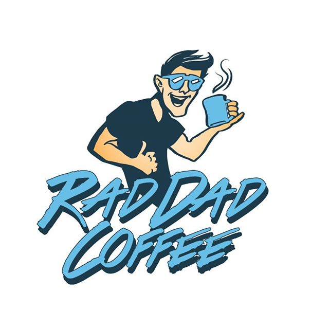 Looking for a rad logo for some rad coffee from a rad dad? Look no further. #rad #stayrad #getrad #raddadcoffee #raddad #99sinspiration #logodesign #branding #denverillustrator #illustration #graphicdesign #coloradoartist #freelancelife #marketingdesign #artist #denverdesign #denverart #denverillustration #adobeillustrator #adobeillustratorerryday