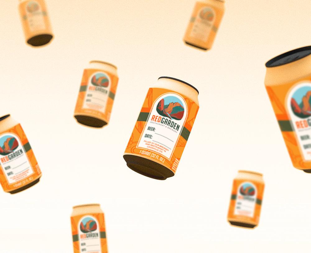 - brewery branding