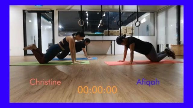 Yo! We're back with another #weightlessfitchallenge 👯♀️ This time, it's a 50 push ups challenge for those building up their way to 100 push ups! - We had @afiqahahah and @christineneo.yoga  do it with the knee variation. (we do recommend doing it inclined but if you prefer knees, that's fine!) - Try to maintain a straight body throughout your torso and thighs and move as one unit. And try to go as low as you can! Minimum arms 90° 📐 - @afiqahahah managed 🎉 05:23 mins and @christineneo.yoga did it in 🎊05:50 mins!  AWESOME EFFORT!! We'll check in on them a couple of months from now and see what's their new score! @theweirdandwernderful shall join us next time with a suitable progression! - For all those interested to try this challenge, simply record it with a timer in the video if possible and tag us with #weightlessfitchallenge ! 💪 Also nominate someone to do the challenge as well! #doitweightless - - #pushupchallenge #pushup #sgcalisthenics #calisthenicssg #challenge #fitfam #fitlife #getfit #training #fitnessforlife #activeliving #youcandoit #fitnesslifestyle #fitnesslover #thesweatlife #calisthenics #calisthenicstraining #bodyweight #bodyweighttraining #hiit #hiitworkout #sgfitness #hpbsg #sg #sgfit #hiittraining