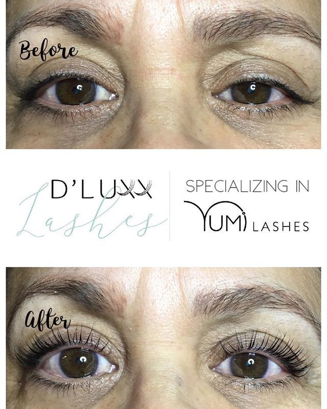 b4ab4cd3ae5 How amazing is your Lash Lift! YUMI Lashes is the world BEST and FIRST  Keratin