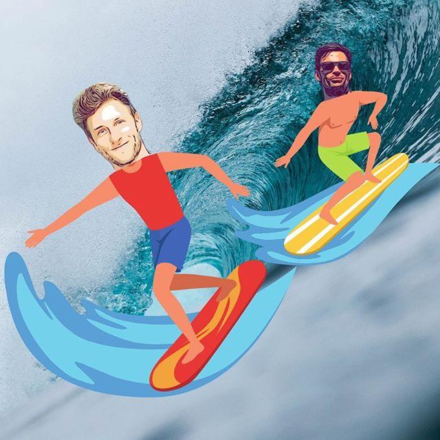 bewegungsARTen Podcast mit einer neuen Episode! @matthiasknossalla und ich packen unsere Skillz aus und surfen auf der riesigen Medienwelle aus Kona 🌺 Pokerface @florian_angert lässt das allerdings unbeeindruckt... Link in der Bio #triathlon #ironman #hawaii #kona #superleaguetriathlon #bewegungsarten #podcast #aloha #socialmediahype #wave #knossallakanngarnichtsurfen 🤫