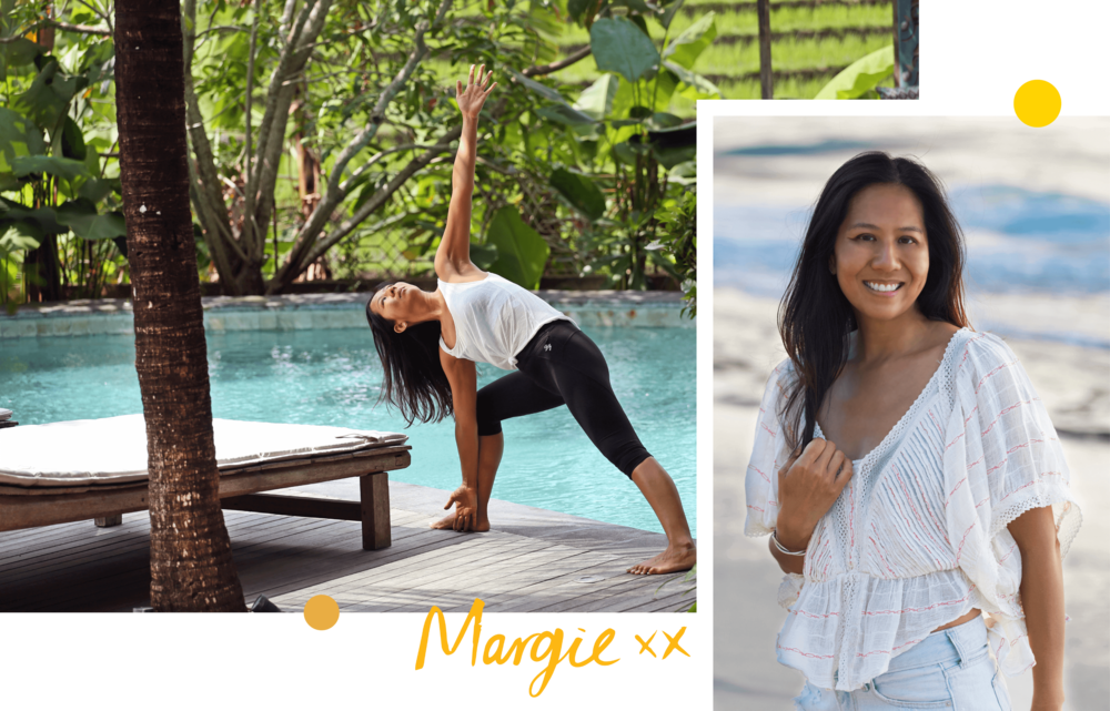 Margie Kwan - Founder of Hi-Vibe Life