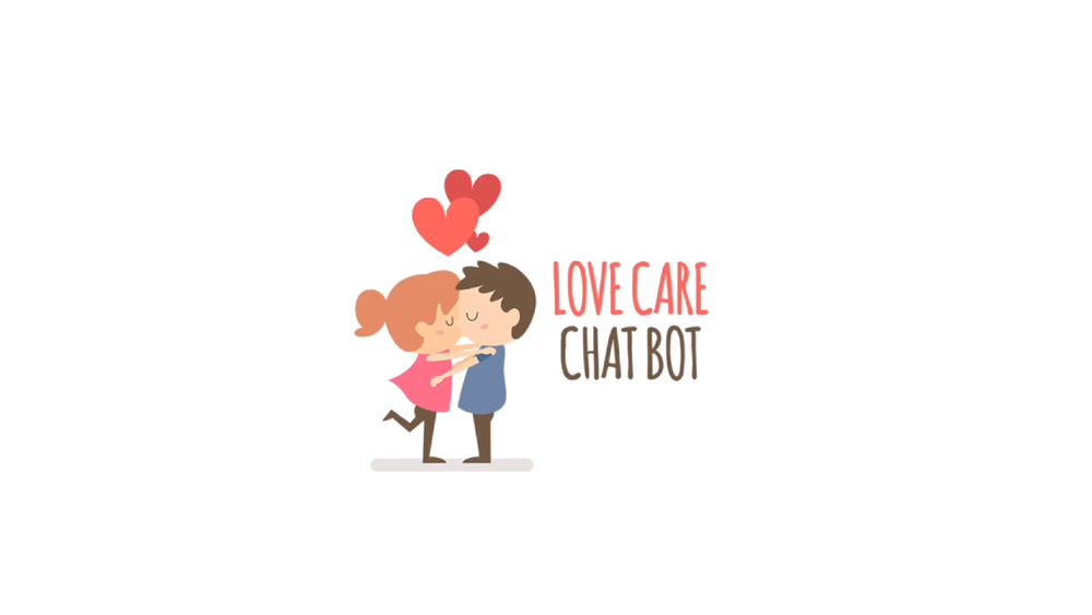 Love Care Chat Bot——24/7 chat bot that can answer and/or ask great question on sexuality