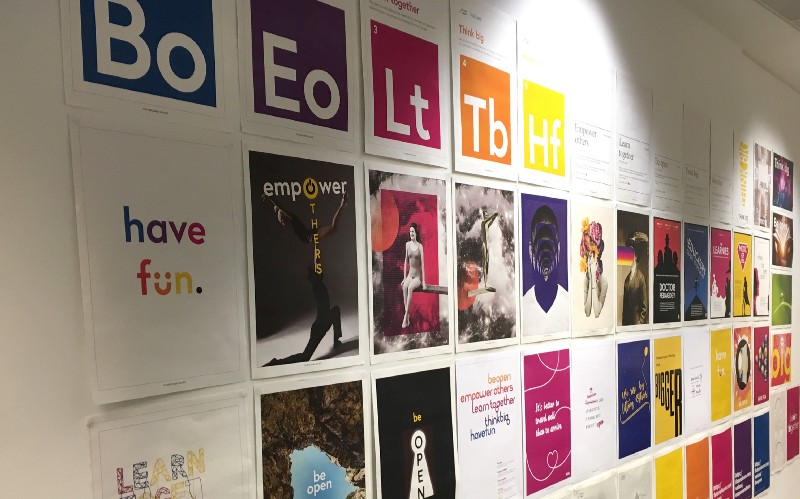 """Blog series: Using agile principles to develop company culture """" I've really enjoyed reading these posts; it sounds like you're doing a lot of good work to make FutureLearn a better place. Thank you.""""@fatbusinessman"""