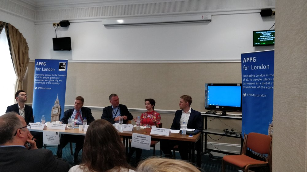 """Panel: How can London businesses attract skills & talent they need?   """"Great to hear your approach to attracting and keeping skilled and talented employees – I think you have inspired a few of the people in the room to think new thoughts on this issue! """"- Gemma Kappala-Ramsamy, London councils"""