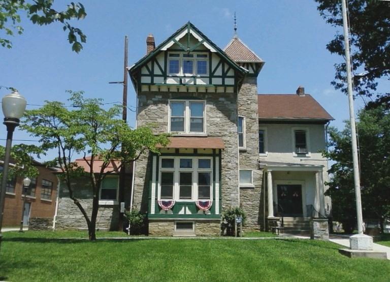 Mary Wood Park House, ca. 2017