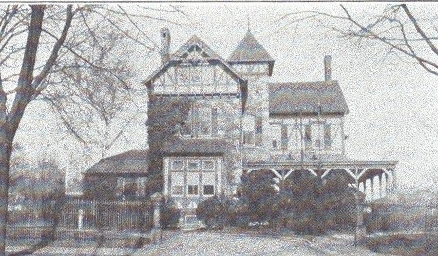 Mary Wood Park House, ca.1876