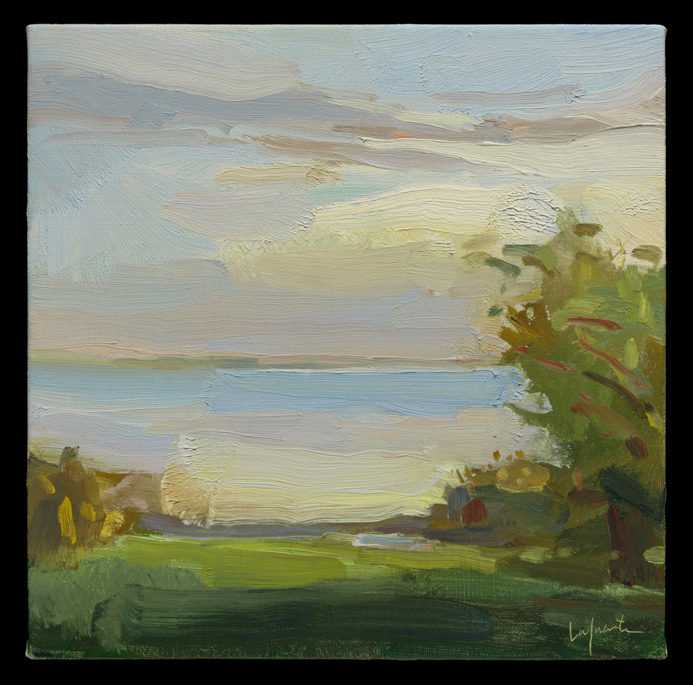 Sea View with Distant Island 10x10 oil on linen 2017.jpg