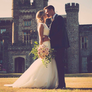 Tom + Sian . Hensol Castle