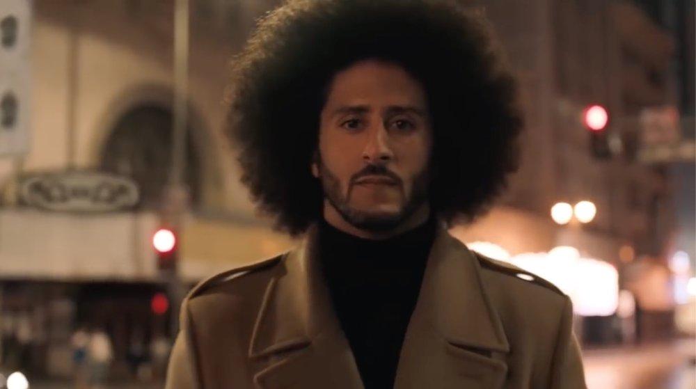 extrait de la dernière publicité de Nike