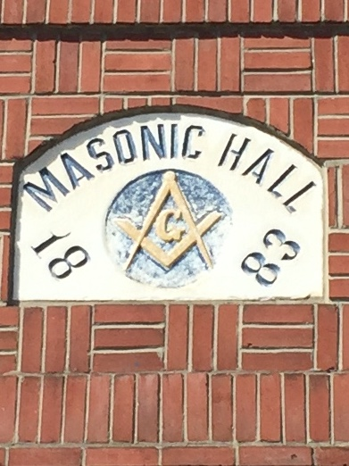 Burford Masonic Lodge - Robert has been a Lodge member for many years.