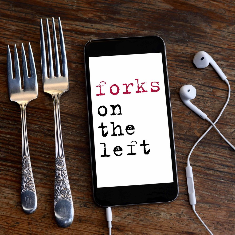 Forks on the Left Podcast - RECORDING / EDITING / MIXING