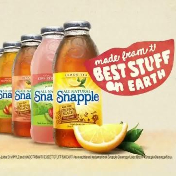 Snapple- Real Facts - SOUND DESIGN / MUSIC PRODUCTIONw/ Endless Noise