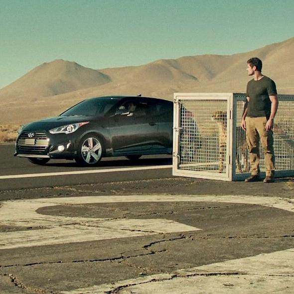 Hyundai- Cheetah - MUSIC PRODUCTIONw/ Endless Noise