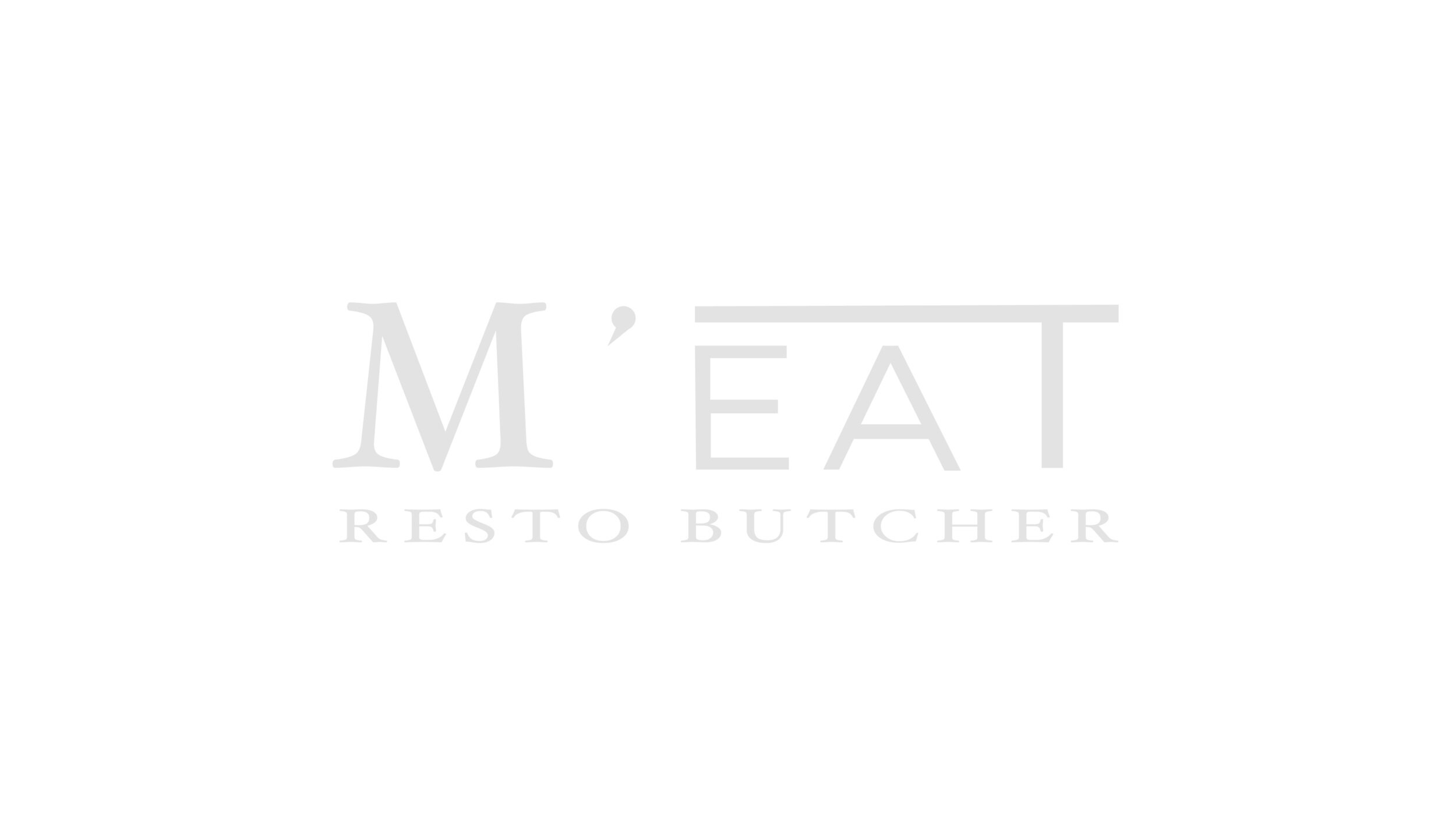 M'Eat Resto Butcher