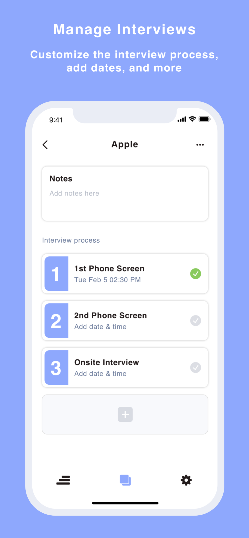 App Store - Manage Interviews.png