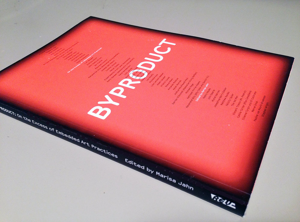 Byproduct - A book about embedded artists