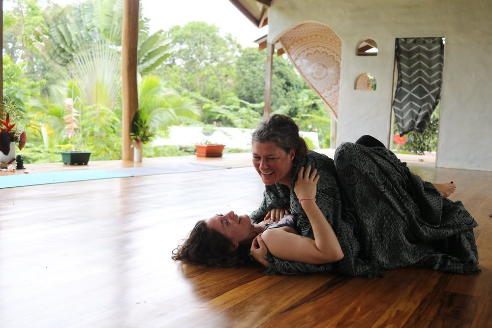 Genuine LOVE - We create an environment of real deal FAMILY, TRIBE, CONNECTION, and SISTERHOOD. This is a space where you can truly be yourself and fall in love with the women opening their hearts right beside you. Our highest intention is to support one another in birthing more love into the world.