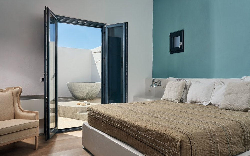 Oceanview with Private Bathroom - $3850 (Sold Out) - Enjoy the most luxe room we have, with your own private bathroom and an ocean view.