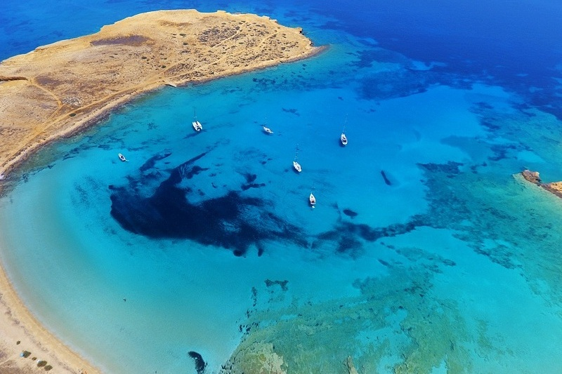 Love Siren - June 1 to 8, 2019Koufonisia, Cyclades, GreeceA deep dive into the Greek Goddess archetypes on our tiny island in the magical land of Greece.