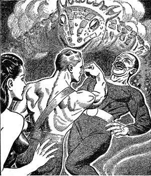 Man nth illustration