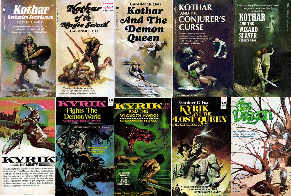 All sword and sorcery gardner f fox books.jpg