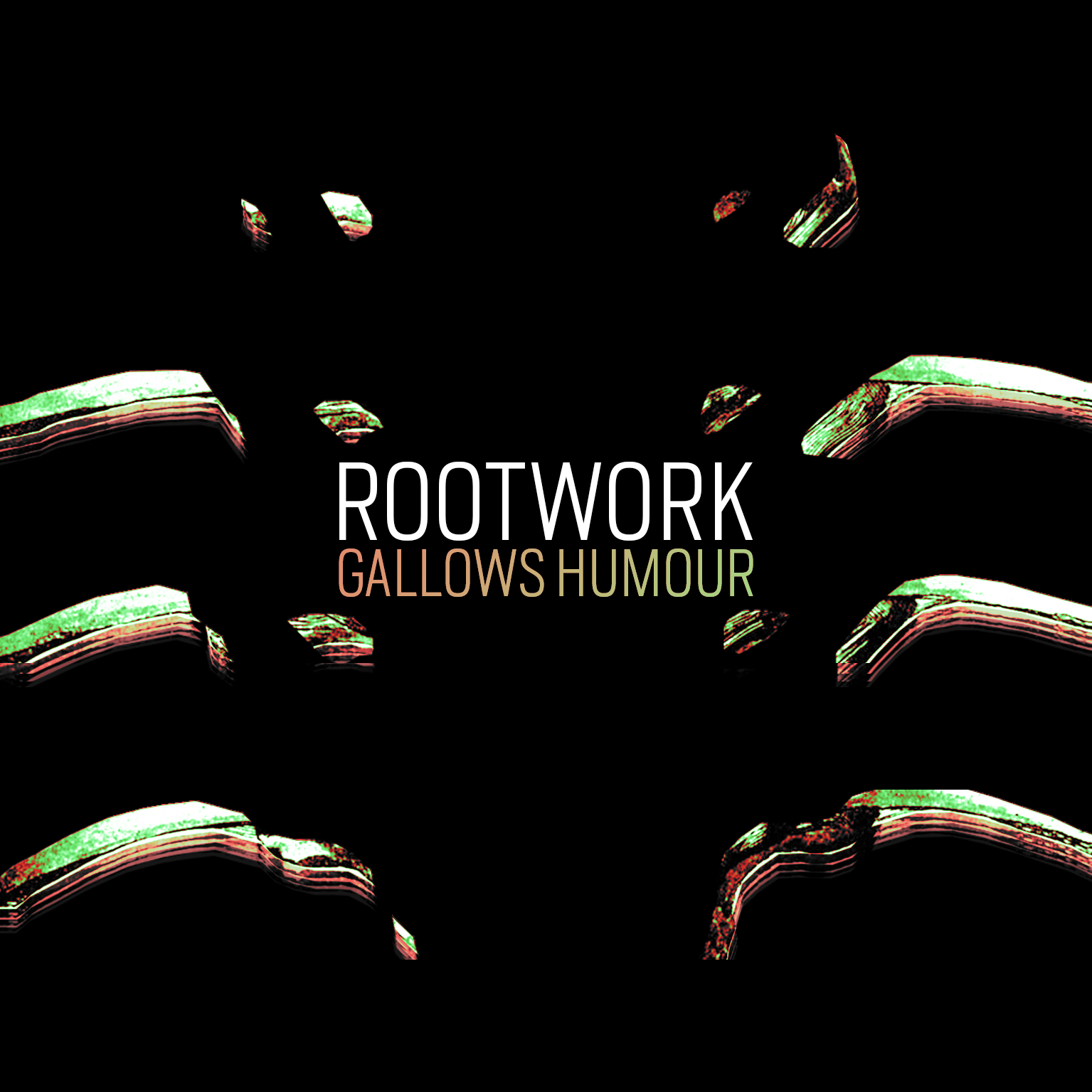 Review of Rootwork's E.P titled 'Gallows Humour'