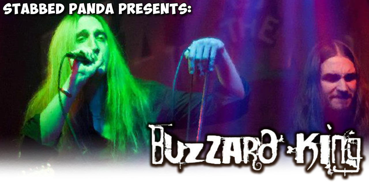 Stabbed Panda Presents: Buzzard King tracks review