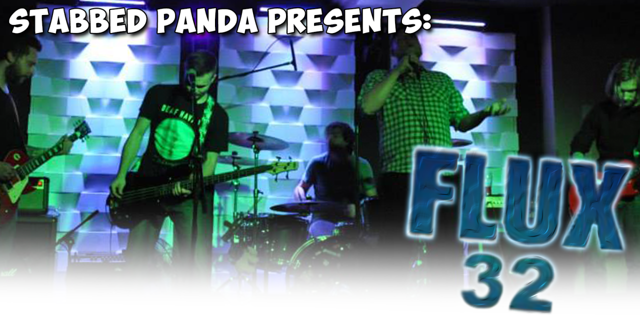 Stabbed Panda Presents: Flux32 band interview (Audio)