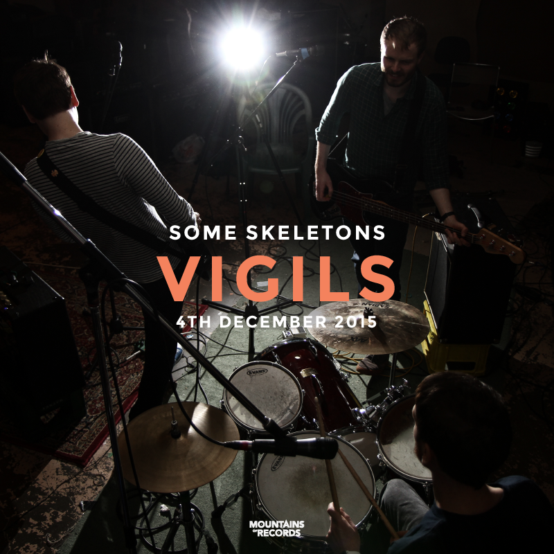 Review of Some Skeleton's debut album titled 'Vigils'
