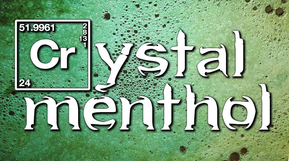 Crystal Menthol