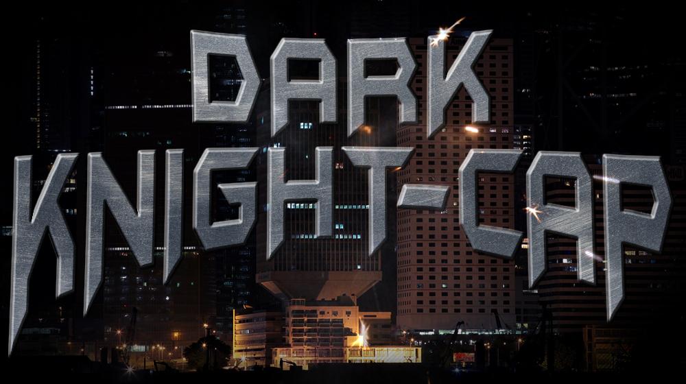 Dark Knight-Cap
