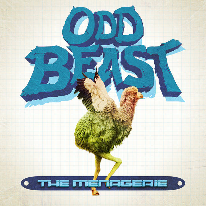 Odd Beast album cover by The Menagerie