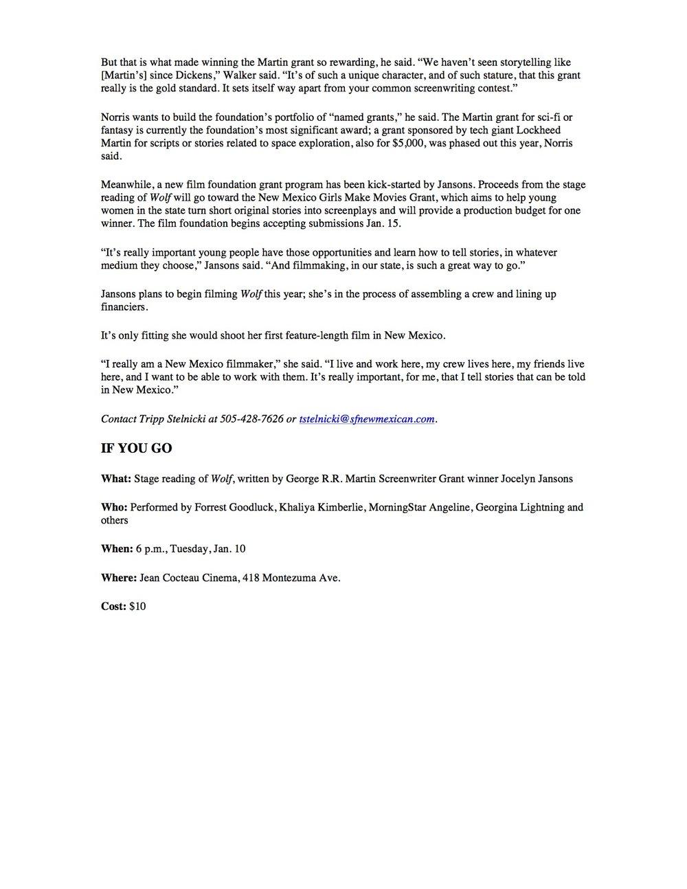 Jansons Recent Press Wolf 3.jpg