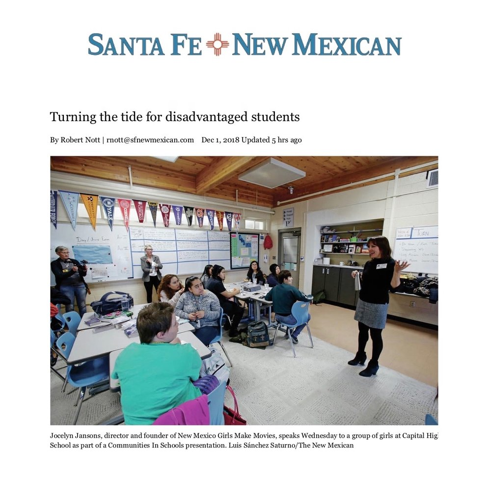Turning the tide for disadvantaged students | Education | santafenewmexican.com copy.jpg