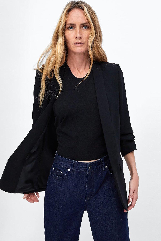 Zara, blazer, £59.99