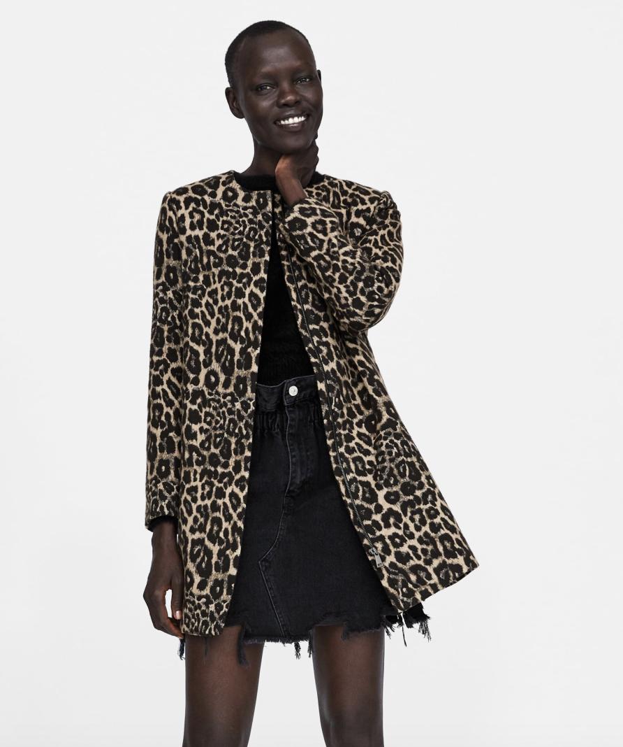 Zara, Coat, £95.99