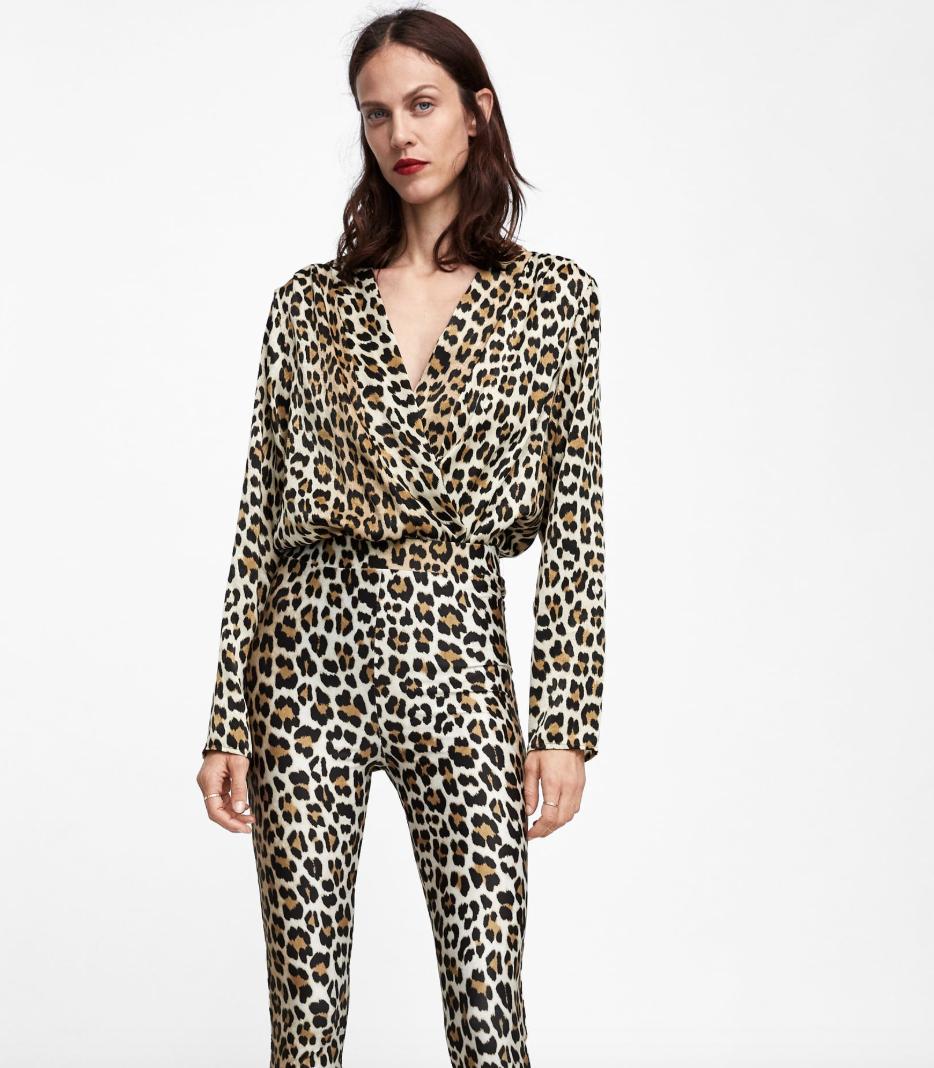 Zara, Bodysuit, £29.99