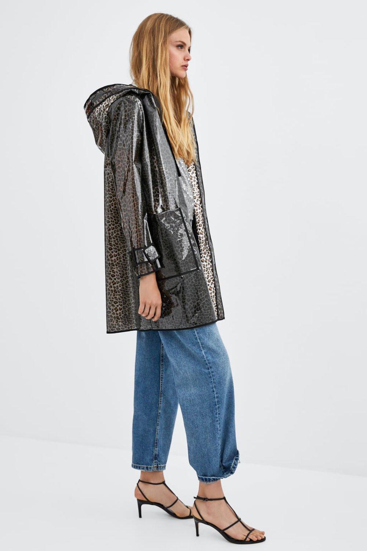 Zara, Coat, £29.99