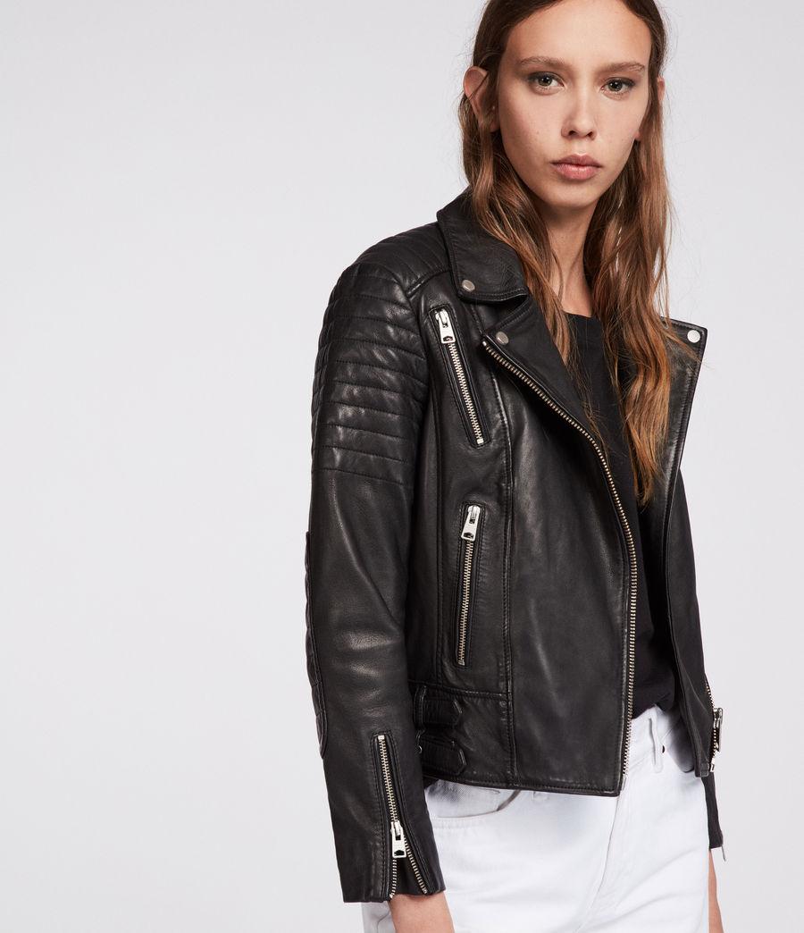 All Saints, Leather Jacket, £380