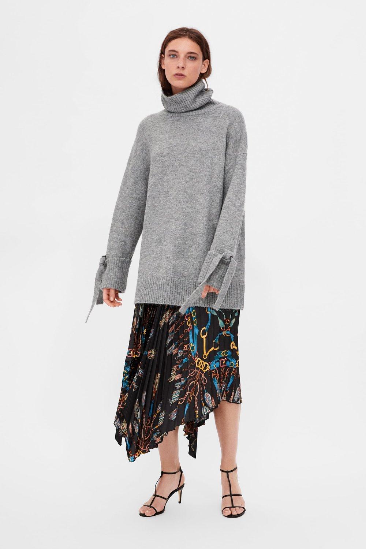 Zara, Jumper, £39.99